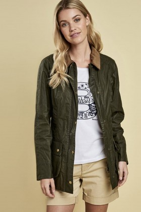 Barbour - Barbour L/Wt Beadnell  Archive Olive