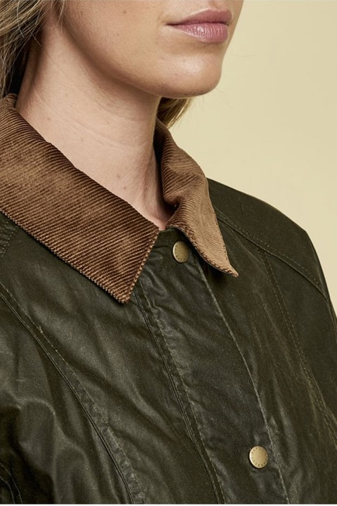Barbour Barbour L/Wt Beadnell  Archive Olive
