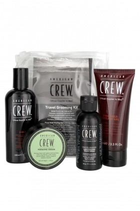 American Crew - American Crew Travel Grooming Kit 100 ml + 50 ml