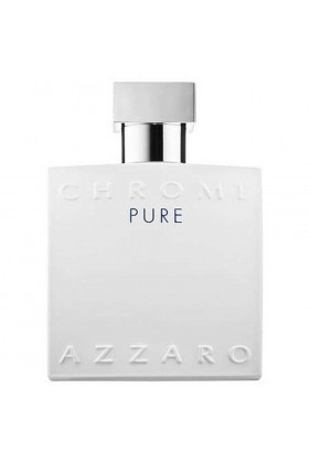 Azzaro - Azzaro Chrome Pure Edt 100Ml Erkek Parfüm