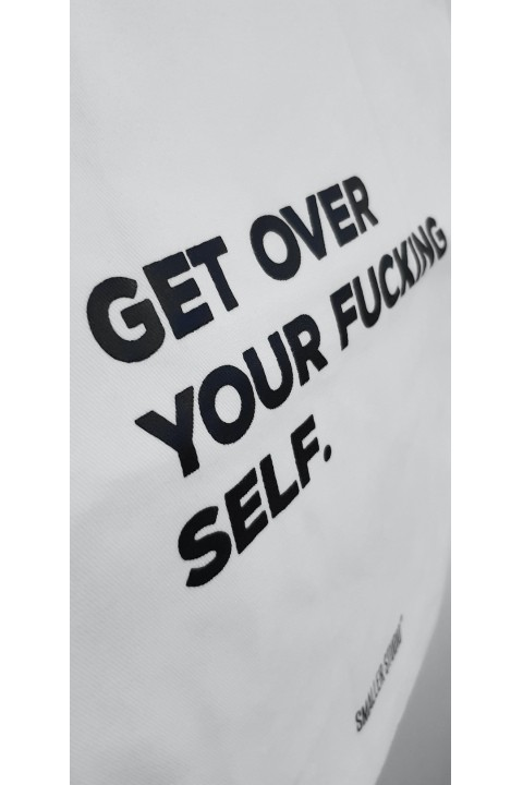 Smaller Studio Get Over Your F*cking Self Tote Bag