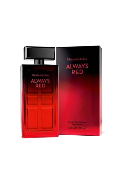 Elizabeth Arden Elizabeth Arden Always Red Edt 100 Ml Kadın Parfüm
