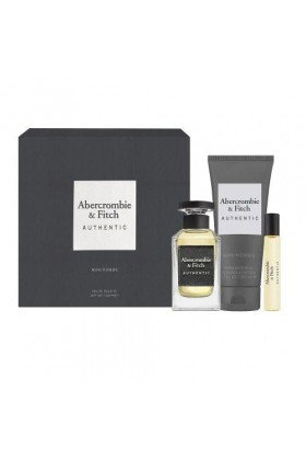 Abercrombie & Fitch Parfüm - Abercrombie & Fitch Authentic Man Edt 100ML Erkek Parfüm Set