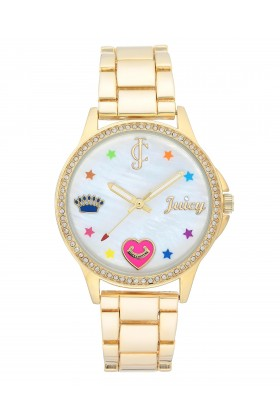 Juicy Couture - JUICY COUTURE JC-1116MPGB Kadın Kol Saati