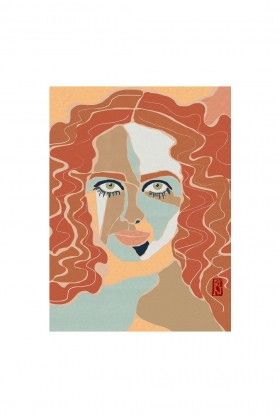 Nilol Print - Another Kind Fine Art