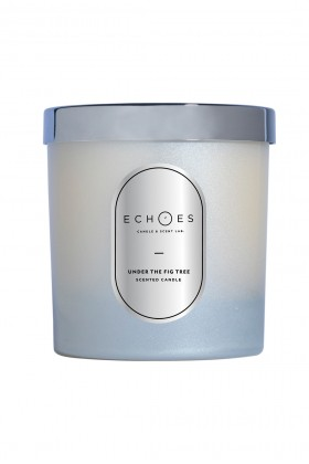Echoes Candle & Scent Lab. - Under the Fig Tree Kokulu Ahşap Fitilli Doğal Mum