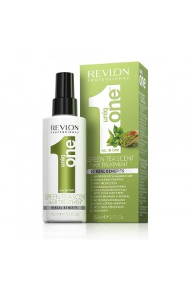 Revlon - Uniq One Green Tea Yeşil Çay Sprey Krem 150ml