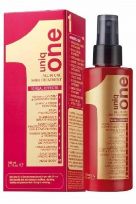 Uniq One	 - Uniq One All in One Saç Bakım Sprey Krem 150ml