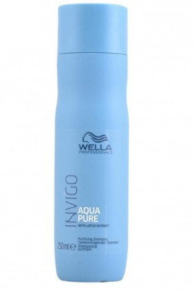 Wella - Wella İnvigo Aqua Pure Purıfying Şampuan 250 ml