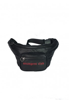 For Fun - Strangers Club Leather Bag