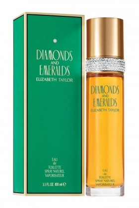 Elizabeth Taylor Parfüm - Elizabeth Taylor Diamonds and Emeralds EDT 100 ml Kadın Parfüm