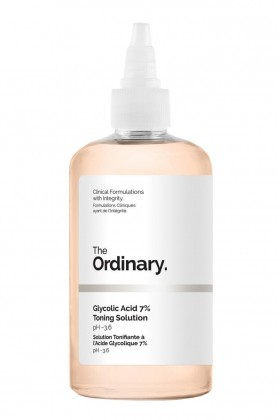 The Ordinary - The Ordinary Glycolic Acid 7% Toning Solution 240 ml