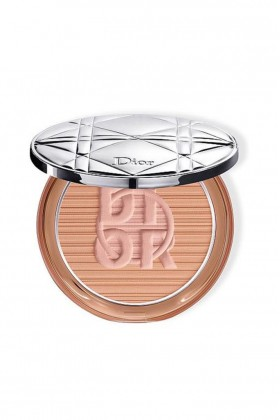 Christian Dior - Dior Diorskin Mineralnude Bronze Color Games 01 Light Flame Pudra