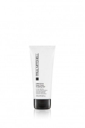 Paul Mitchell - Paul Mitchell Firm Style Clean Sculpting Gel 200 ml