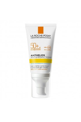 La Roche  - LA ROCHE POSAY Anthelios Anti-Imperfections SPF50+ 50 ml - Yağlı Ciltler