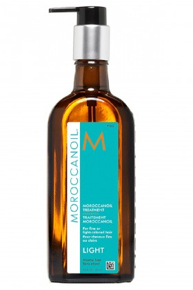 Moroccanoil - Moroccanoil Treatment Light Hafif Bakım Yağı 200ml