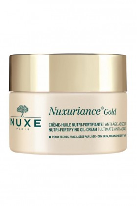 Nuxe - Nuxe Nuxuriance Gold Nutri Night Balm 50 ml