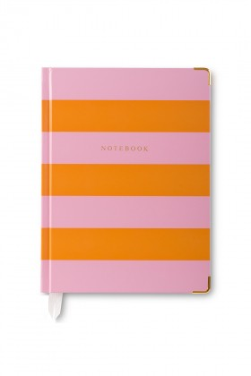 Chapters - Notebook - Pink&Orange