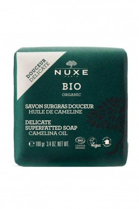 Nuxe - Nuxe Bio Organic Delicate Superfatted Soap 100 Gr