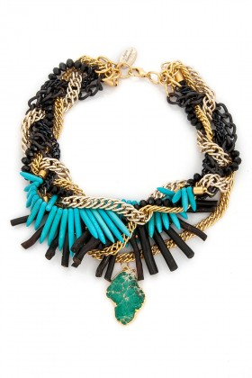 Aypen Accessories - Ocean Beads Zincir Kolye