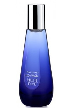 Davidoff - Davidoff Cool Water Night Dive Edt 125Ml Kadın Parfüm